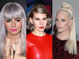 How To Nail The Silver Hair Trend Look