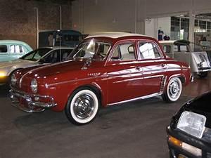 Renault Dauphine- 1962