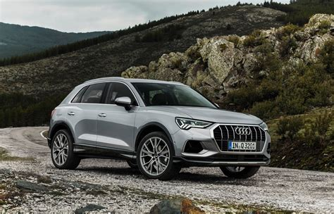 Q 3 Audi by 2019 Audi Q3 Officially Revealed Performancedrive