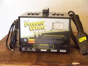Ezgo 36 Volt Textron Powerwise Golf Cart Battery Charger
