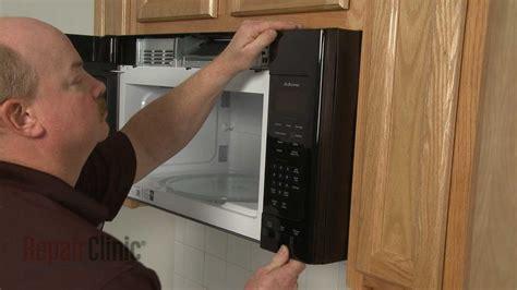 ge microwave control panel replacement repair wbx