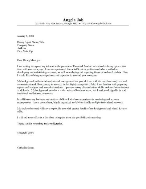 application cover letter template application cover letter