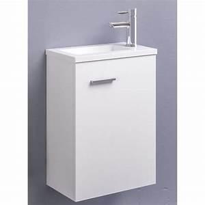 meuble lave mains meuble lave mains dangle suspendre With gris couleur chaude ou froide 1 meuble lave mains dangle couleur anthracite mitigeur