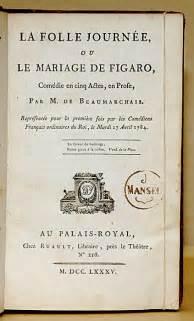 beaumarchais le mariage de figaro file mariage figaro page de titre ed originale 1785 jpg wikimedia commons