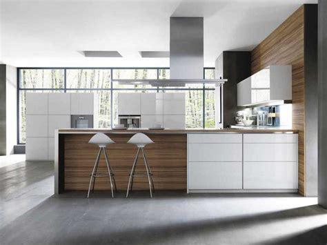 cocina blanca madera moderna ideas modelos encimera