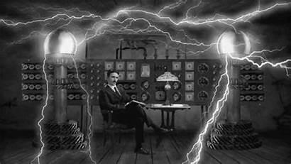 Mechanical Famous Giphy Tesla Engineering Nikola Engineers