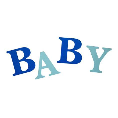 Kinderzimmer Deko Dunkelblau by Baby Holz Buchstaben Set Tischdeko Baby Shower