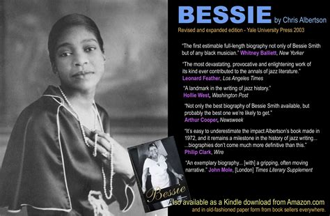 Is Quotes Bessie Smith S Quotes And Not Much Sualci Quotes