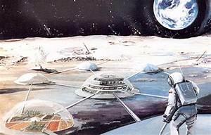 Beginning the Moon base race: Senior NASA staff call on ...