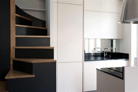 conception cuisine conception cuisine et escalier arlinea architecture