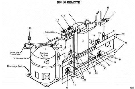 manitowoc brn ice machine parts diagram nt icecom