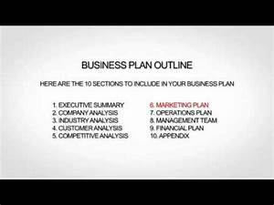 clothing store business plan youtube With business plan template for fashion brand
