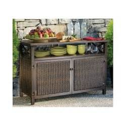 Outdoor Storage Table On Sale :: Patio Furniture Superstore