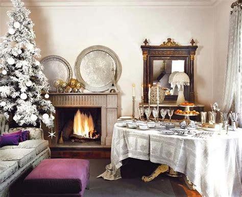 shabby chic christmas table decorations ms misantropia november 2011