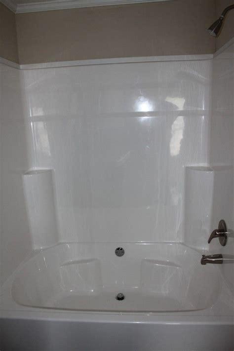 nice large garden tubshower combo kitchen