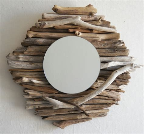ladaire design en bois flotte voyez le monde dans le miroir 224 bois flott 233 archzine fr
