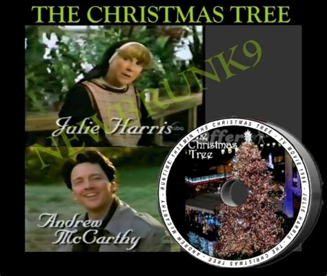 christmas tree journey movie 1996 the tree dvd julie harris 1996 www foundthatfilm co uk