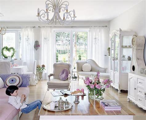 Shabby Chic Villa In Poland « Interior Design Files