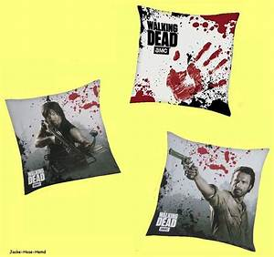 The Walking Dead Bettwäsche : dekokissen aus der serie the walking dead jacke hose hemd ~ Eleganceandgraceweddings.com Haus und Dekorationen