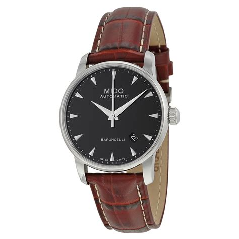 Mido Baroncelli Automatic Black Dial Men's Watch M86004188. Delicate Watches. Olivine Rings. Message Bands. Cheap Gold Bracelet. 3 Carat Tanzanite. Amber Jewelry. Roman Numeral Bracelet. 52 Carat Diamond