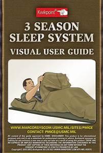 3 Season Sleep System Visual Users Guide