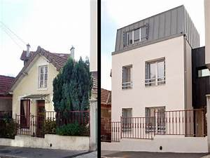 une extension pour tripler la surface d39une maison With surface d une maison