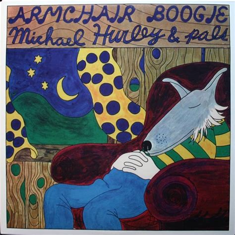 Michael Hurley Armchair Boogie by Distro Roundup With Jon Treneff Light In The Attic Records