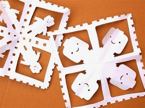 great downloadable snowflake templates