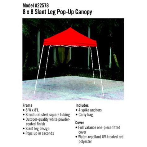 canopy straight leg  ez  canopy  canopy gazebo simple natural classic modern good