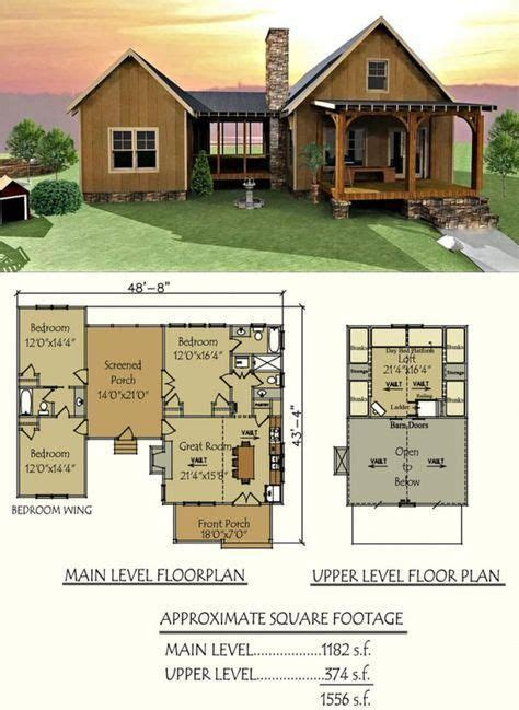 desertroseour popular camp creek dog trot design houseplans cabins floorplans