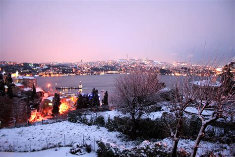 photo   week snow  istanbul  oxonian review