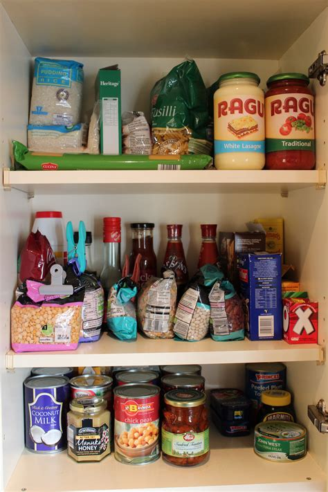 Cupboard Tidy by 10 Minute Tidy My Cupboards The Result Simply Being