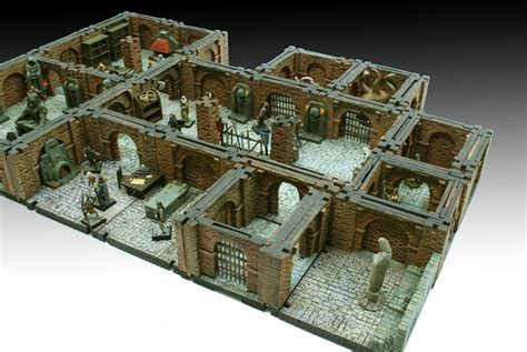 dungeons  prison  sewers   manorhouse
