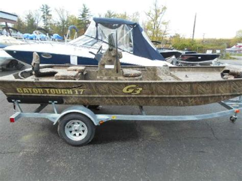 G3 Gator Tough Boats by G3 17 Cc Boats For Sale Boats