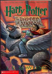 Book Review: Harry Potter and the Prisoner of Azkaban, by ...