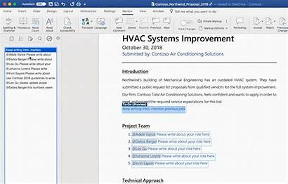 Word Microsoft 365 Office November Ai Features