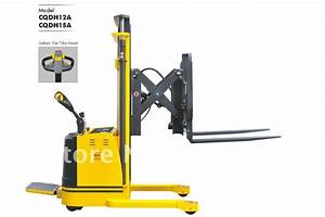 Provide Electric Reach Stacker   Electric Forklift  Semi
