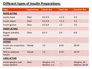 Insulin And Its Mechanism Of Action