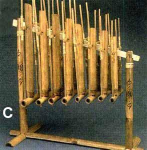 Angklung merupakan alat musik yang populer dan sudah provinsi jawa barat yang mayoritas masyarakatnya adalah suku sunda memang dikenal sebagai suku yang memiliki kebudayan dan alat musiknya yang. Blog Random: Alat Musik Khas Jawa Barat