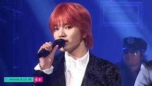 131227 내꺼하자 Be mine Sungjong ver. : 2013 KBS 가요대축제 ...