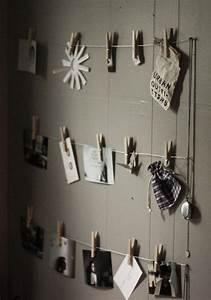 Idee Für Fotowand : inspirationen zur wanddekoration tolle idee interieur deko pinte ~ Markanthonyermac.com Haus und Dekorationen