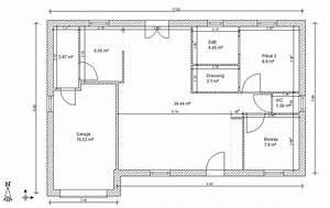 Plan Pour Maison : plan de maison facile ~ Melissatoandfro.com Idées de Décoration