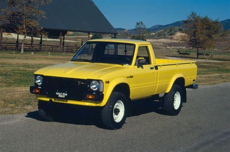 toyota trucks and 12 pickups that revolutionized truck design