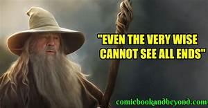 100+ Gandalf Qu... Gandalf Wizard Quotes