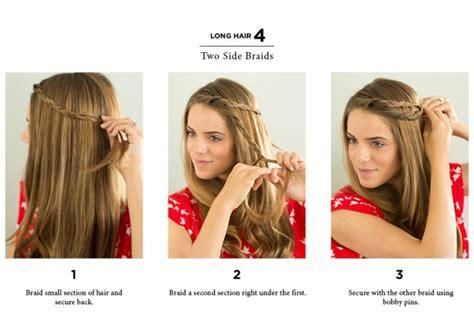 HD wallpapers easy diy hair styles