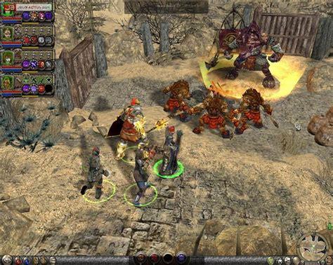 siege jeux test dungeon siege ii