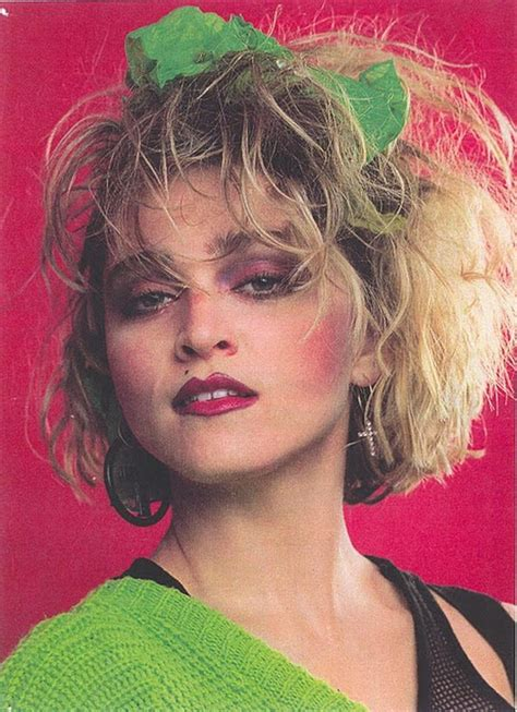 Madonna 80s Hairstyles by 80 S Hair Band Quiz Fashion Of The 1980 1990 80s