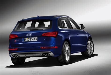 Audi Sq5 Tdi New Performance Suv Revealed  Photos (1 Of 10