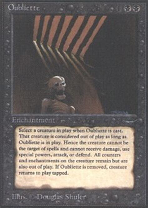 deck of the day mono black pauper