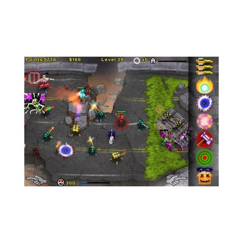 the top 10 best iphone tower defense